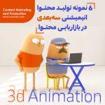 Animation content marketing