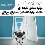 Professional content marketing